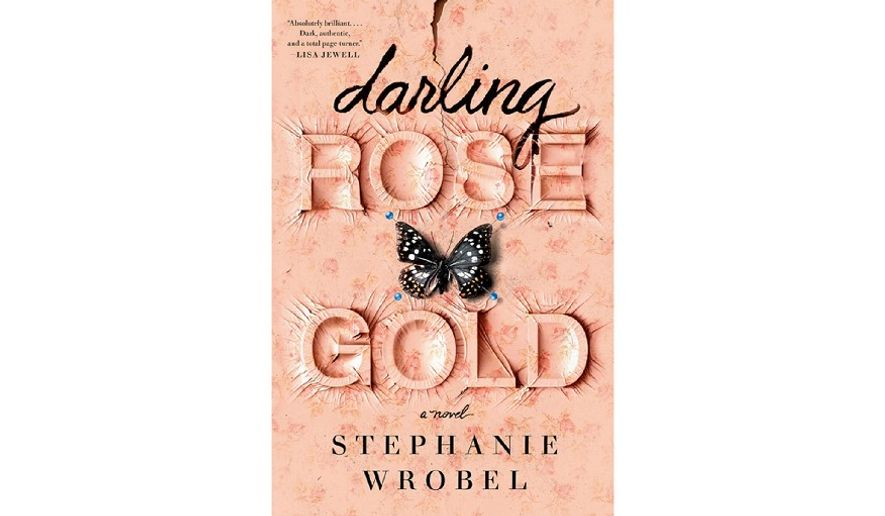 'Darling Rose Gold' (book cover)