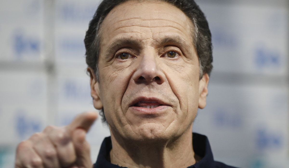 'He has filled a national void': Andrew Cuomo emerges as Democrats' counterweight to Trump