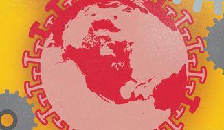 Reshaping Global Politics Illustration by Linas Garsys/The Washington Times