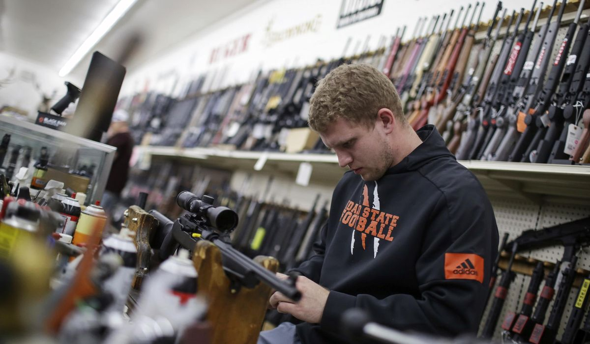Advocates slam move to keep gun shops open during crisis