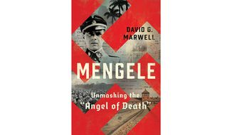'Mengele' (book cover)