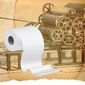 Toilet Paper Machine Illustration by Greg Groesch/The Washington Times
