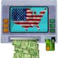Bank of USA Illustration by Greg Groesch/The Washington Times