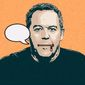 Greg Gutfeld Unspoken Illustration by Greg Groesch/The Washington Times