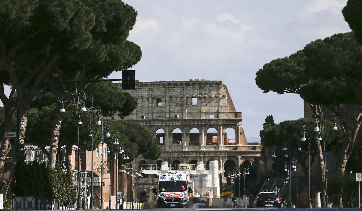 Italy says EU has abandoned them during coronavirus pandemic thumbnail