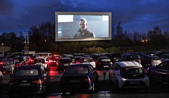 Drive In Movie Theaters See Resurgence Due To Social Distancing Rules Washington Times