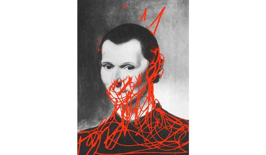 'Machiavelli' (book cover)