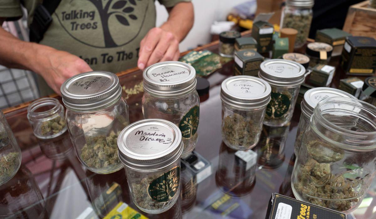 Marijuana business hide income, use illegal deductions to cut tax bill - Washington Times thumbnail