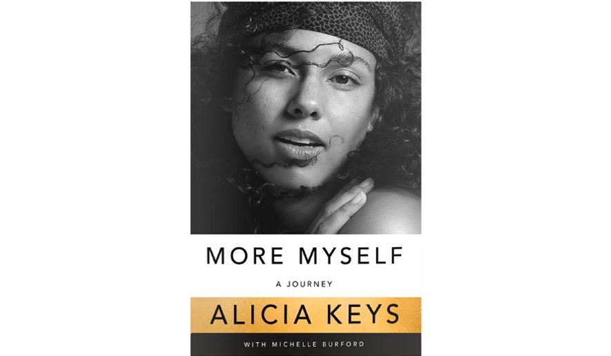 'More Myself' (book cover)