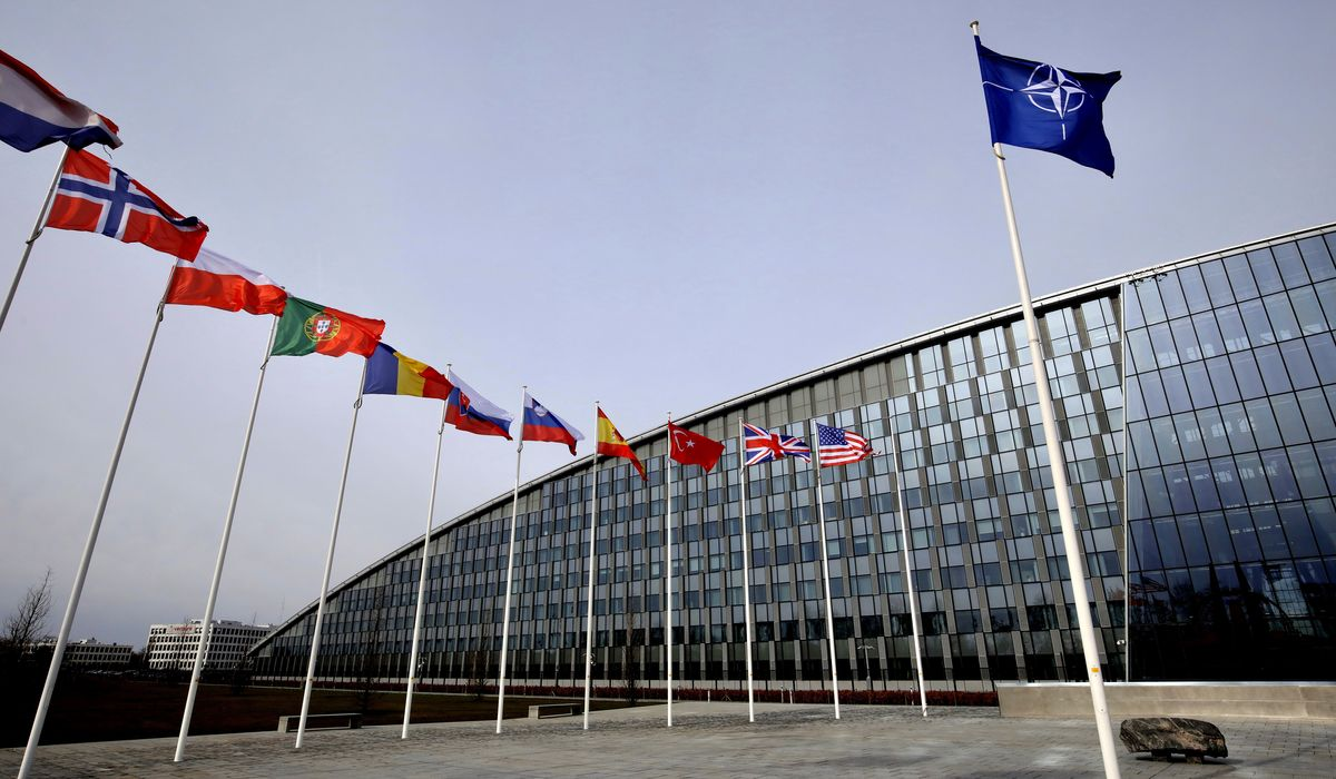 Trump bid forcing NATO members pay up hit by coronavirus thumbnail