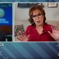 "Joy Behar of ABC's ""The View"" discusses the coronavirus pandemic with California Governor Gavin Newsom, April 3, 2020. (Image: ABC, ""The View"" video screenshot)"
