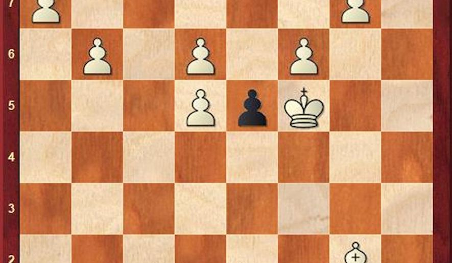 Smullyan — White to play and mate (twice) in two.