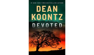 Devoted by Dean Koontz (book cover)