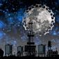 Energy Moon Illustration by Greg Groesch/The Washington Times