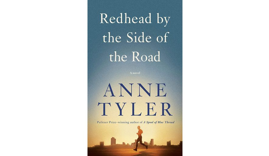 ''Redhead by the Side of the Road' (book cover)