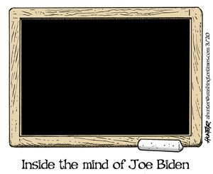 Inside the mind of Joe Biden