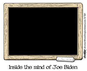 Inside the mind of Joe Biden