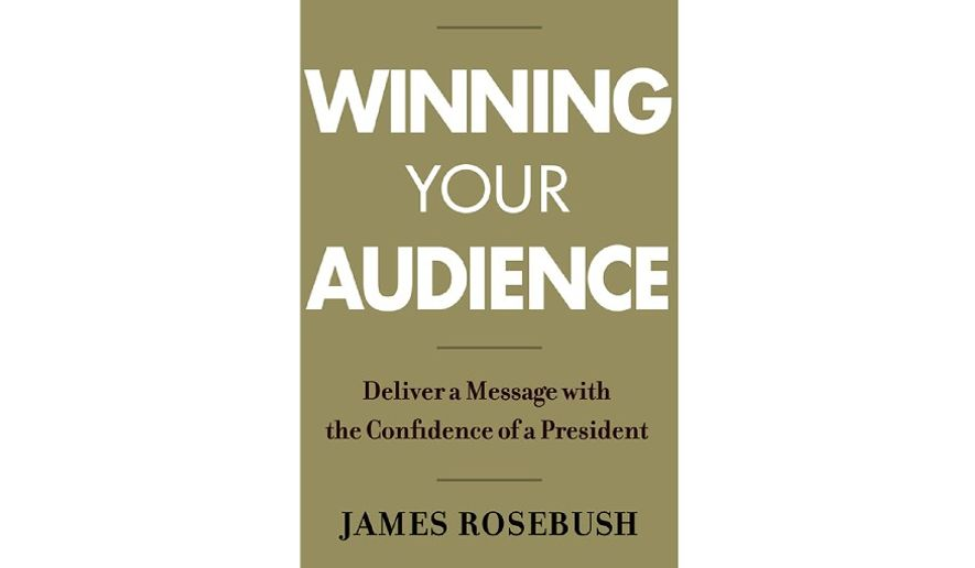 'Winning Your Audience' (book cover)