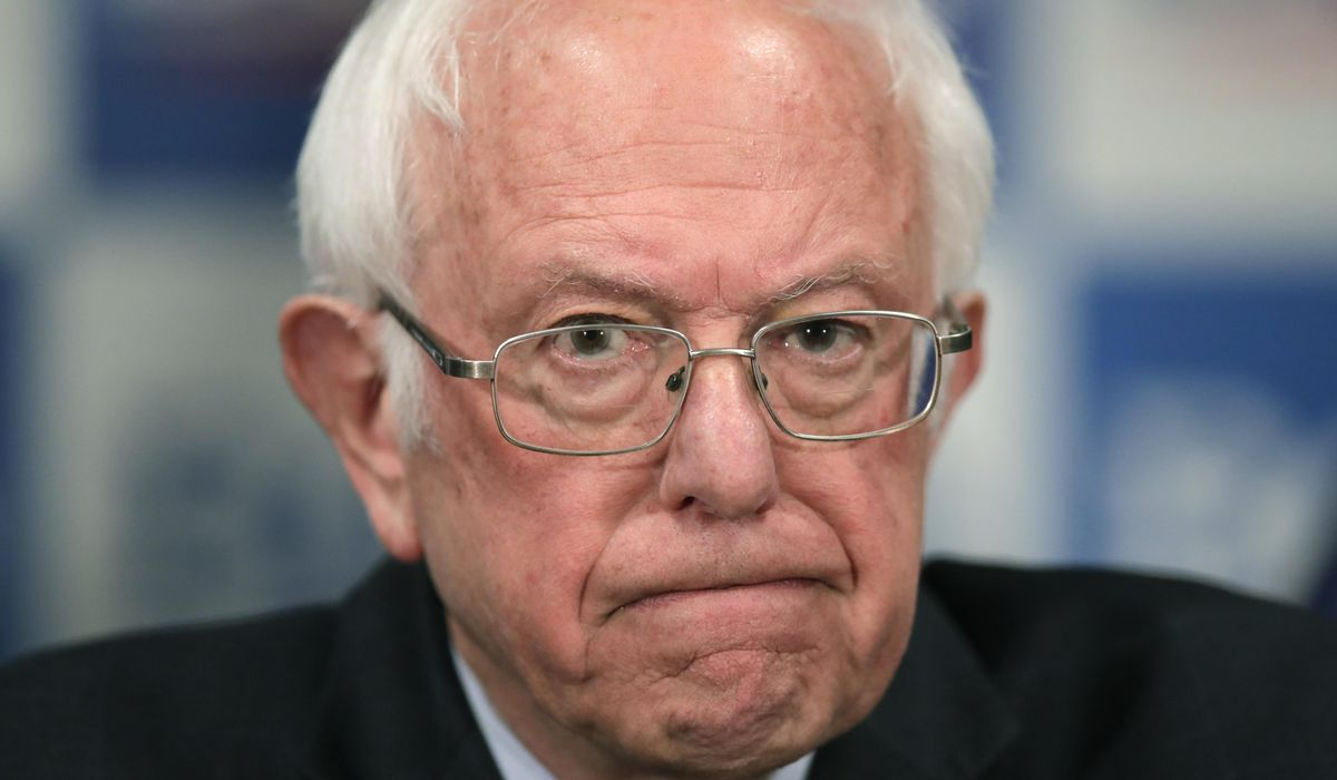 Bernie Sanders warns: Biden win `no slam dunk`