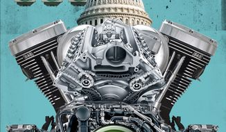 White House Task Force to Restart the American Economy is needed illustration by Linas Garsys / The Washington Times