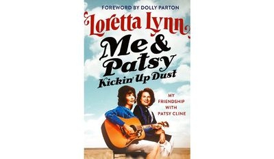 'Me and Patsy' (book cover)
