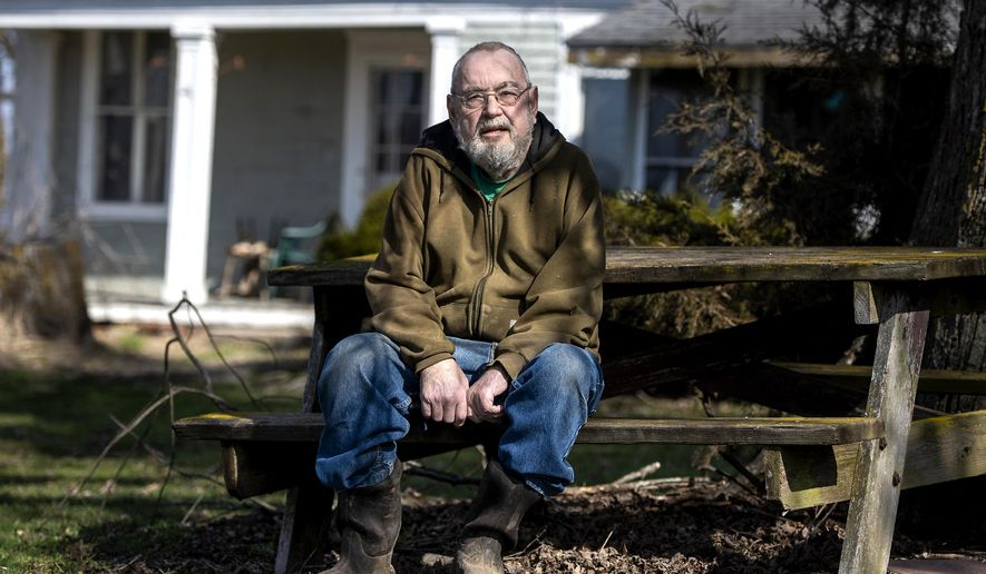 For Dale Wheelock and others who lived through the polio epidemic, the current fear and uncertainty of the coronavirus stir memories of another frightening disease. (Angela Major/The Janesville Gazette via AP)
