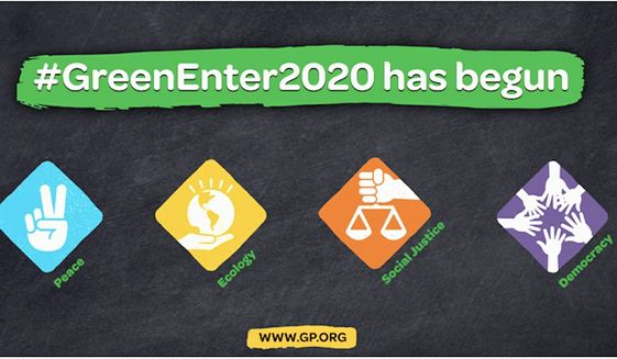 The Green Party has thrown out the welcome mat to those voters who once supported Sen. Bernie Sanders in the presidential race. (Courtesy of The Green Party)