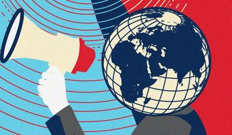Voice of America illustration by Linas Garsys / The Washington Times