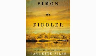 'Simon the Fiddler' (book cover)