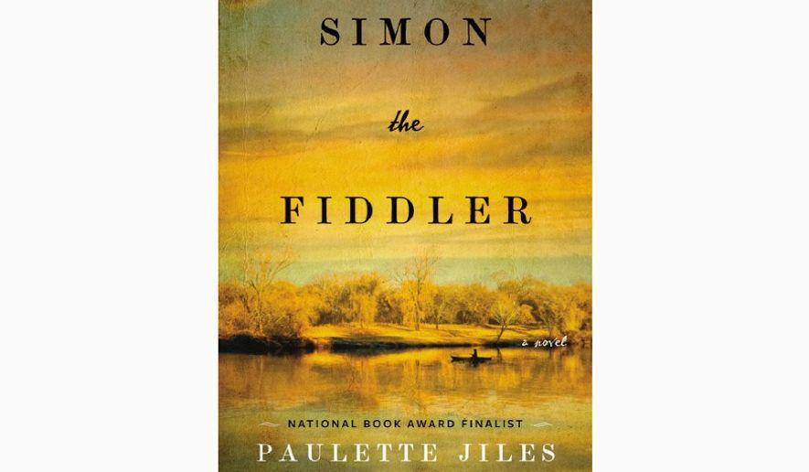 'Simon the Fiddler' (book cover)