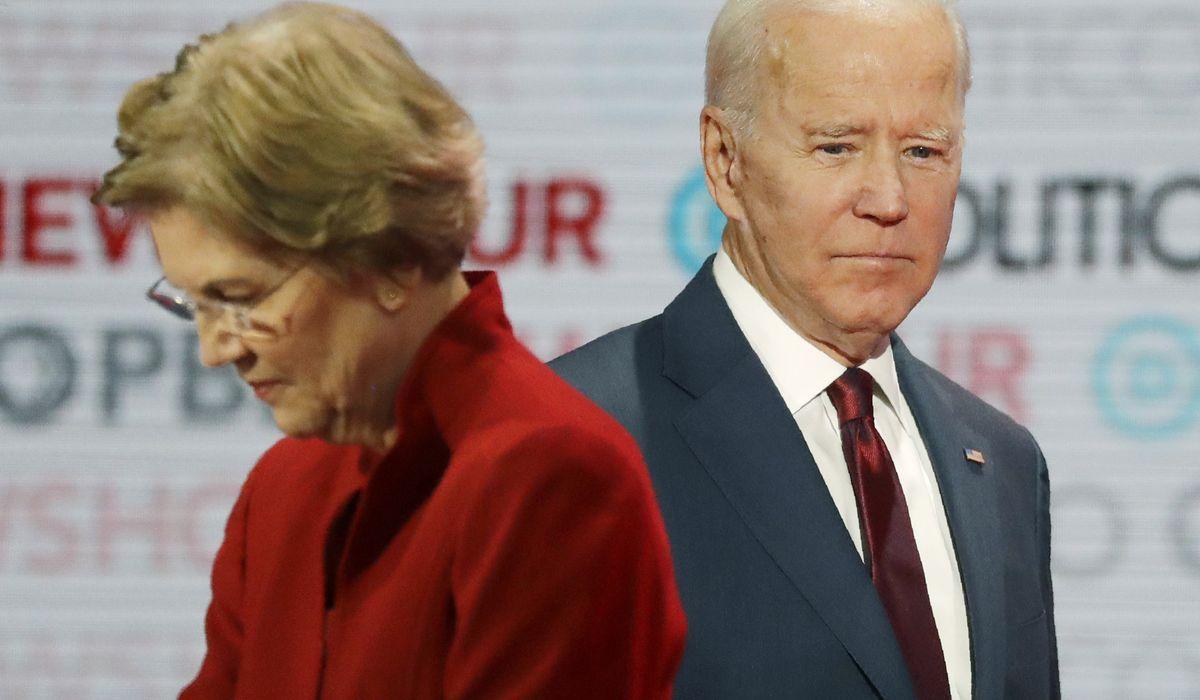 Elizabeth Warren would give Biden biggest boost with young voters, minorities: poll