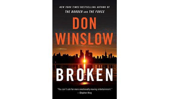 'Broken' (book cover)