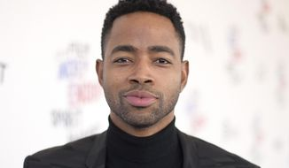 "FILE - This March 3, 2018 file photo shows actor Jay Ellis at the 33rd Film Independent Spirit Awards in Santa Monica, Calif. Ellis stars in the HBO series ""Insecure,"" now in its fourth season. (Photo by Richard Shotwell/Invision/AP, File)"