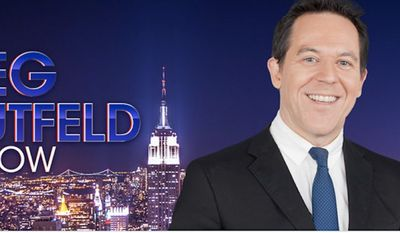 Fox News late-night host Greg Gutfeld has trounced his famous broadcast competitors in new Nielsen ratings. (Courtesy of Fox News)