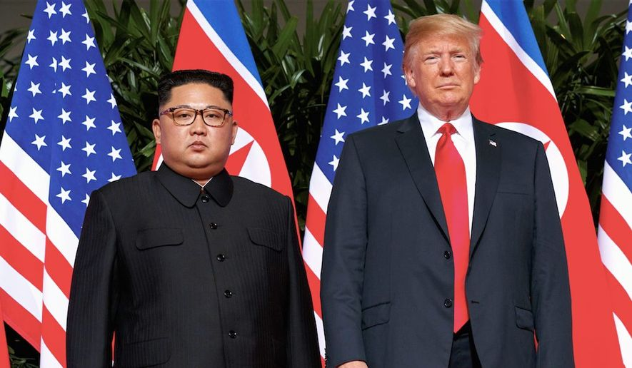 North Korean leader Kim Jong-un not likely to forget the 2018 Denuclearization Agreement with President Trump, one analyst says. (Associated Press)