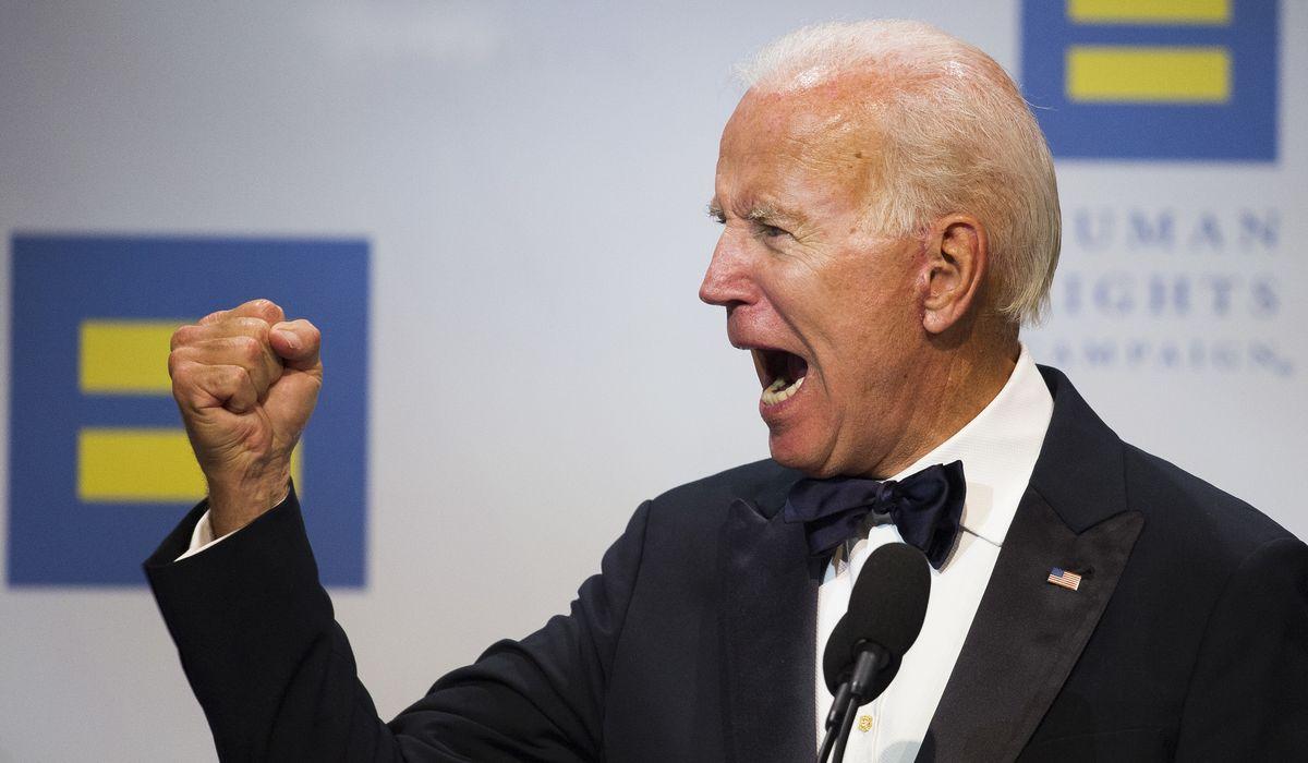 Why Joe Biden must never be president