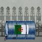 Algerian Oil Illustration by Greg Groesch/The Washington Times