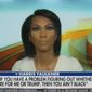 """Fox News star Harris Faulkner talks about former Vice President Joe Biden's """"you ain't black"""" assertion during a May 22, 2020 interview he had with radio host Charlamagne Tha God. (Image: Fox News video screenshot)"""