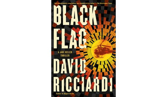Black Flag by David Ricciardi (book cover)