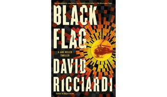 Black Flag by David Ricciardi (book cover)