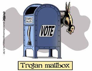Trojan mailbox