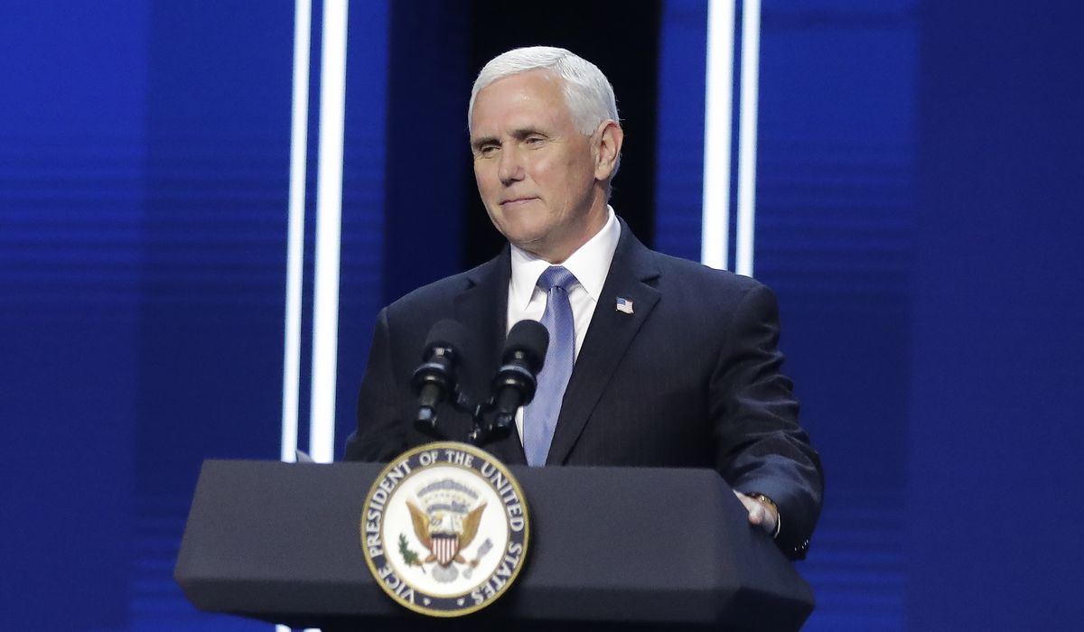 Vice President Mike Pence: `No tolerance for violence inspired by racism`...