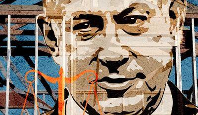 Israel and Netanyahu Illustration by Greg Groesch/The Washington Times