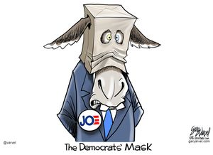 The Democrats' Mask