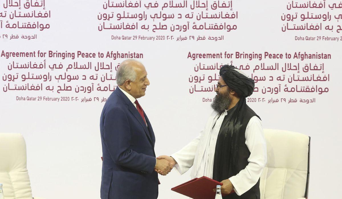 UN report: Afghan Taliban still maintain ties with al-Qaida
