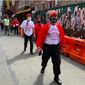 """The all-volunteers Guardian Angels have vowed to protect New York City following """"mayhem"""" which has erupted on the streets following the death of George Floyd. (Image courtesy of the Guardian Angels.)"""