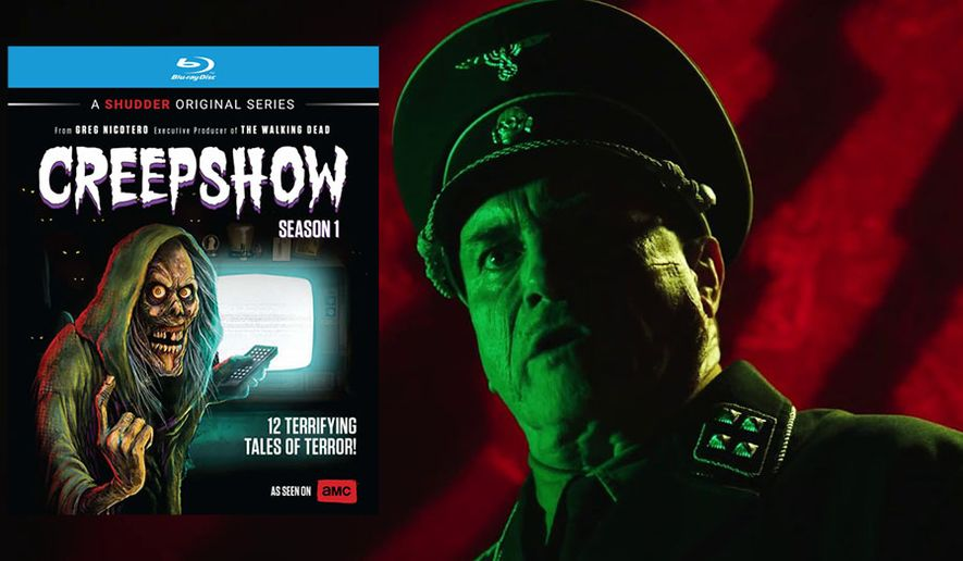 """The story """"Bad Wolf Down"""" is part of the second episode of """"Creepshow: Season 1"""" and features actor Jeffrey Combs as a Nazi."""