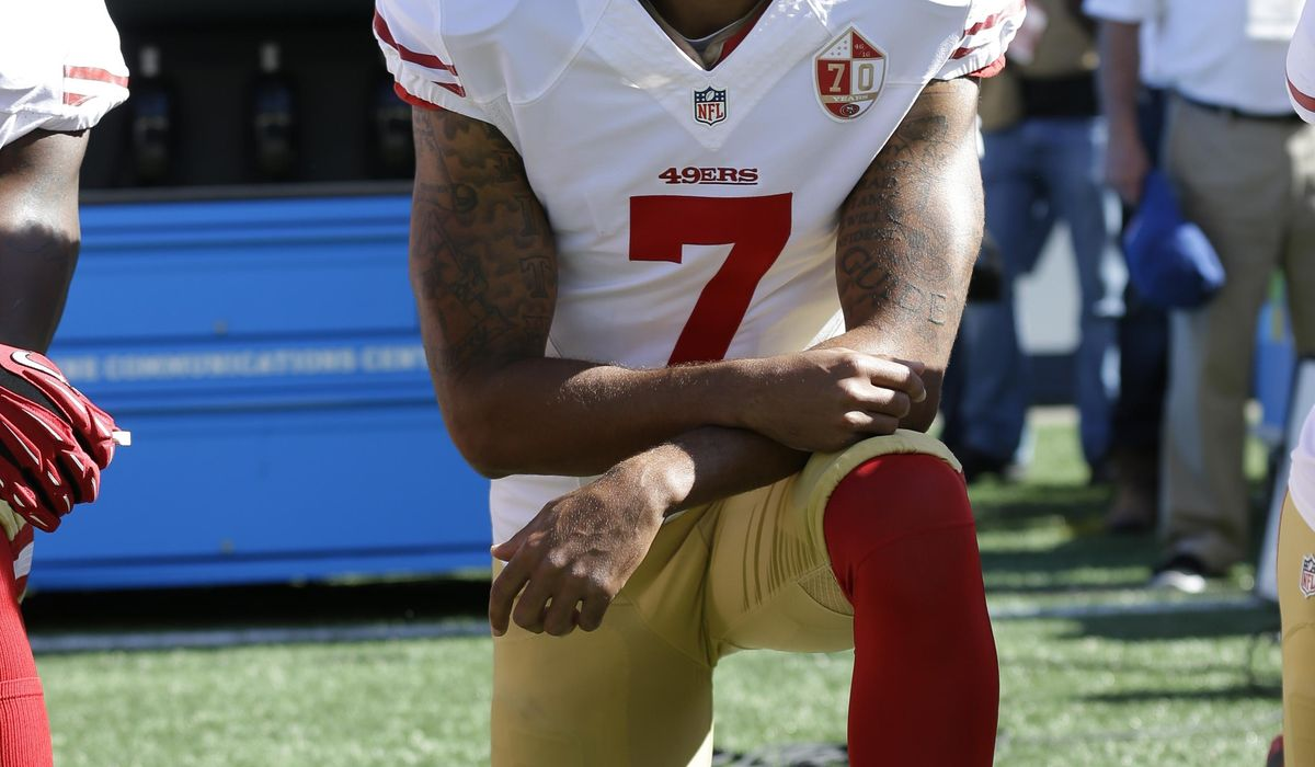 Colin Kaepernick has more support now, still long way to go
