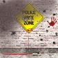 Illustration on police free areas by Alexander Hunter/The Washington Times