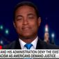 "CNN's Don Lemon talks about ""white-mansplaining"" during a June 10, 2020, segment on systemic racism. (Image: CNN video screenshot)"